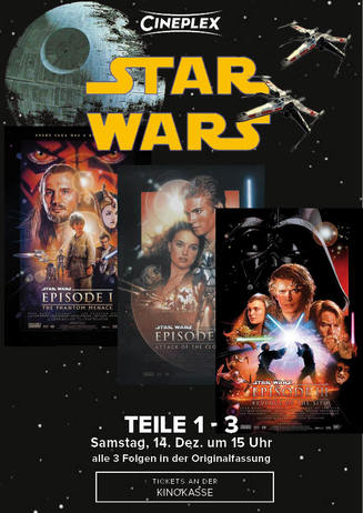 Star Wars: Triple 1 - 3