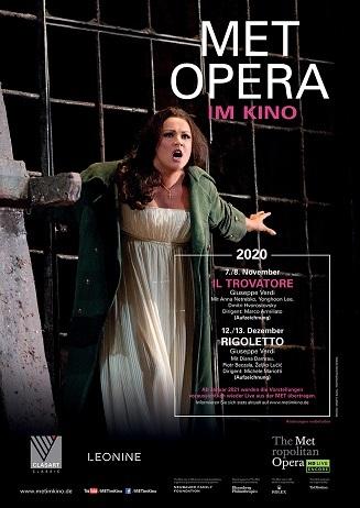MET Oper Verdi IL TROVATORE