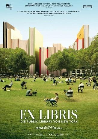 Arthouse: Ex Libris