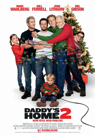 Nikolaus-Preview: Daddy's Home 2