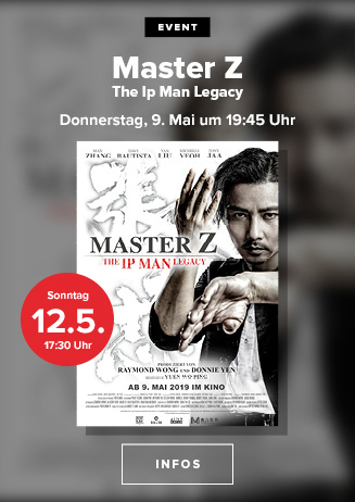 """Event: """"Master Z: The IP Man Legacy"""""""