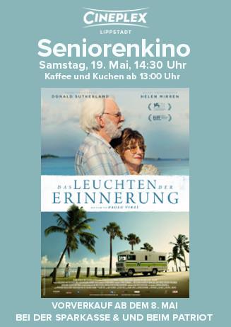 Seniorenkino: Das Leuchten der Erinnerung