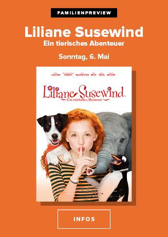 """Familienpreview """"Liliane Susewind - Ein tierisches Abenteuer"""""""