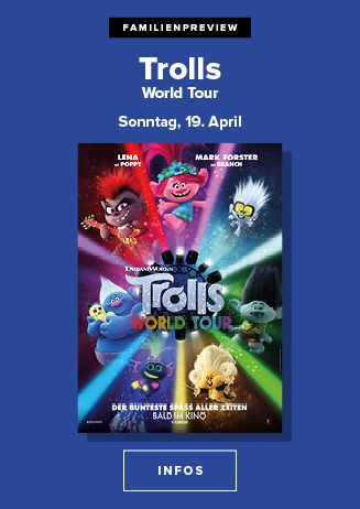 Familienpreview: Trolls World Tour