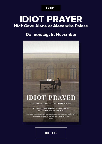 Konzertfilm: Idiot Prayer - Nick Cave alone at Alexandra Palace