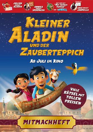 CPD - Aladin Mitmachheft