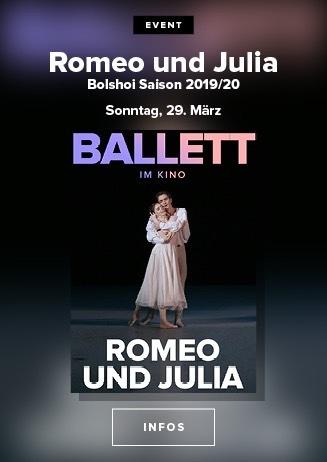 BOLSHOI Romeo und Julia