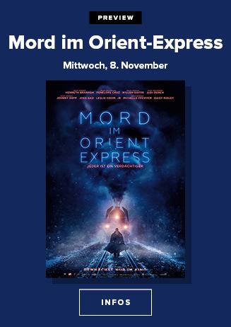 Kino et Vino: Mord im Orient Express