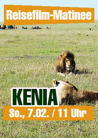 Reisefilmreihe: Kenia