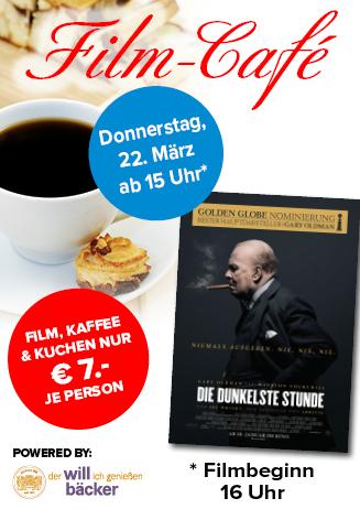 "180322 Film-Café ""Die dunkelste Stunde"""