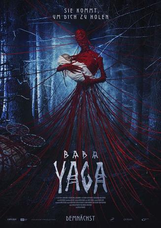 Russischer Film: Baba Yaga