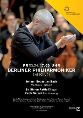 """Berliner Philharmoniker """" Matthäus Passion"""""""