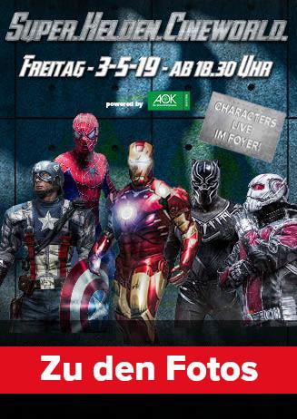 """190530 Starbesuch """"Avengers: Endgame"""""""