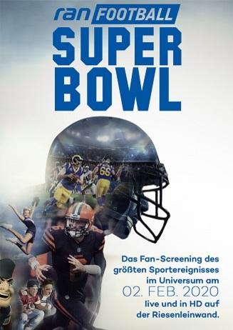 Super Bowl LIV - Das Finale live aus Miami