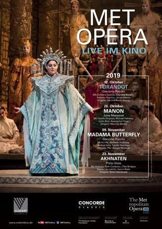 MET Turandot 12.10.2019