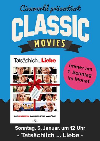 """200105 CM """"Tatsächlich Liebe"""""""