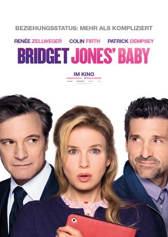 Kenner-Kino: BRIDGET JONES' BABY