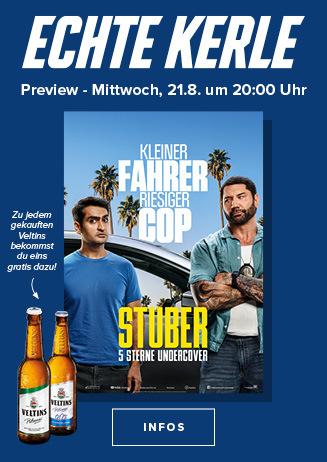 EK: Stuber