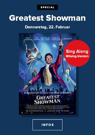 Sing-A-Long: Greatest Showman