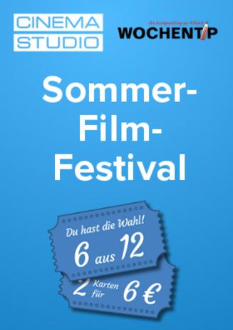 Wochentip Sommer-Film-Festival