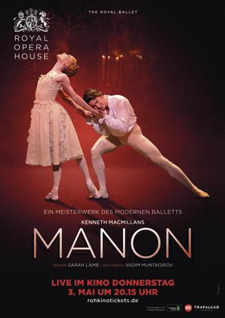 Royal Opera House London: Manon