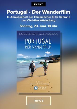 Reisefilm: Portugal: Der Wanderfilm
