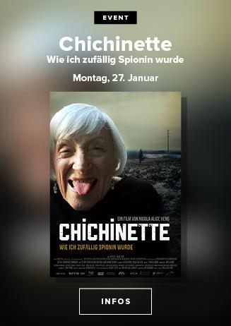 Chichinette - Wie ich zufällig Spionin wurde - NUR am 27.01.2020