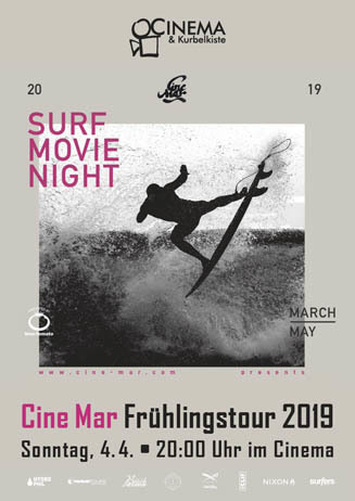 Cine Mar - Movie Night Frühlingstour 2019