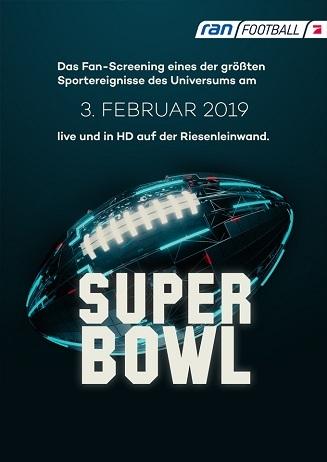 Super Bowl LIII auf ProSieben im Cineplex Bruchsal!
