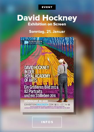 Exhibition on Screen: David Hockney in der Royal Academy of Arts