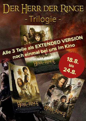 """200824 """"Herr der Ringe"""" Trilogie"""
