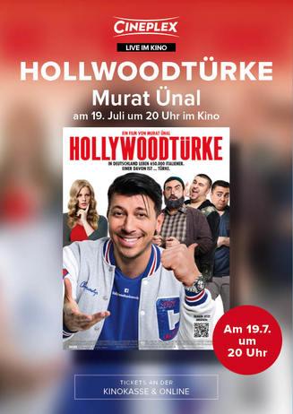 """Hollywoodtürke"" Murat Ünal live im Kino"