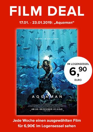 """Film Deal: """"Aquaman"""""""