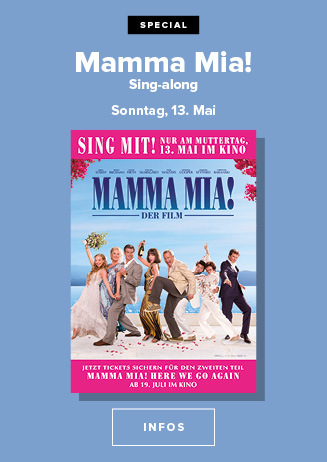 Muttertagsspecial: Mamma Mia! - Sing-Along Version