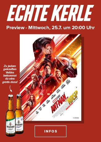Echte Kerle: Ant-Man and the Wasp