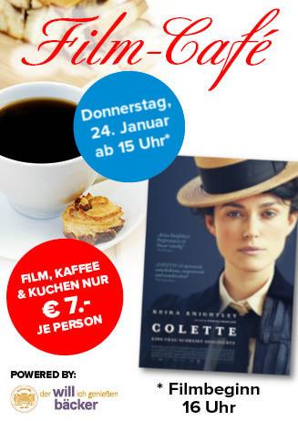 """190124 Film-Café """"Colette"""""""
