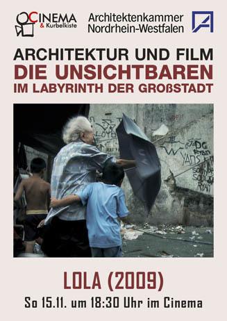 Architektur und Film: LOLA