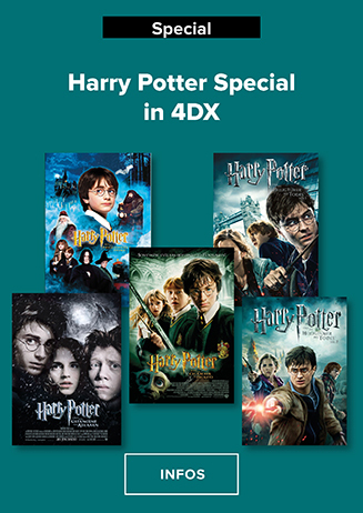 Harry Potter 4DX