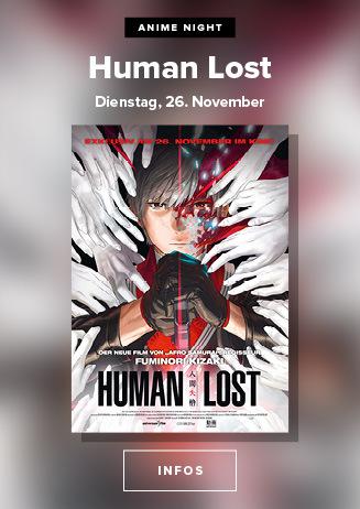 Anime Human Lost