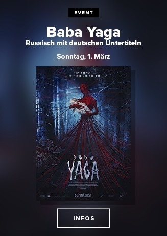 Russisches Kino: Baba Yaga