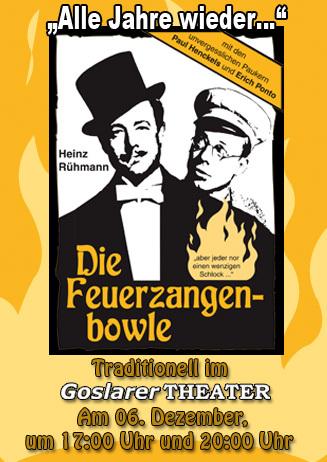 Nikolaus-Special: Die Feuerzangenbowle