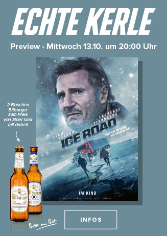 Echte-Kerle-Preview: THE ICE ROAD