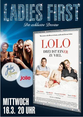 Ladies First: Lolo