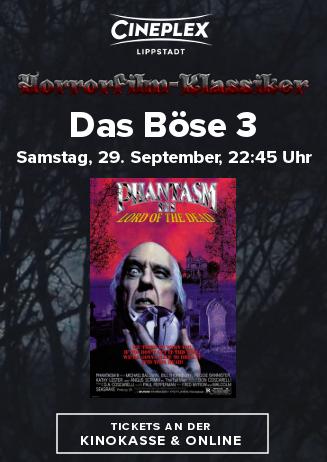 Horror Phantasm Das Böse 3