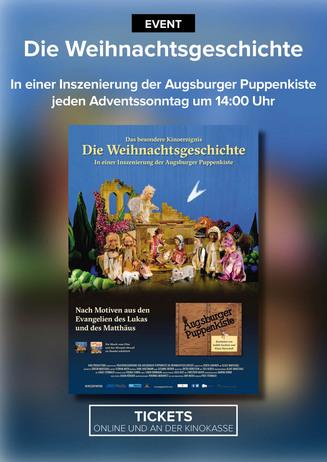"""""""Die Augsburger Puppenkiste - Die Weihnachtsgeschichte"""""""