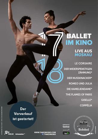 Bolshoi Ballett 2017/18