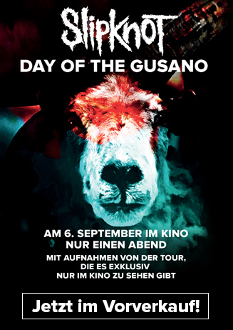 6.9. - Slipknot: Day of the Gusano