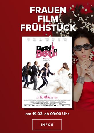 Berlin, Berlin - Frauen-Film-Frühstück