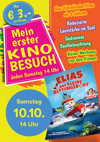 """201010 MeK """"Elias - Das kleine Rettungsboot"""""""