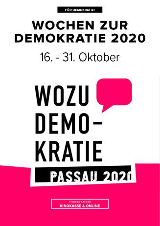 Wochen zur Demokratie 2020